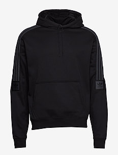 TECH HOOD - BLACK/CARBON