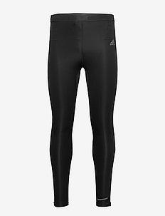 Own the Run Long Tights - löpnings- & träningstights - black