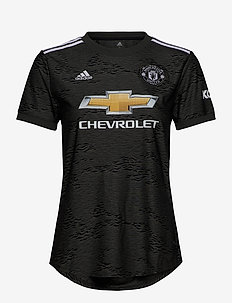 MUFC A JSY W - football shirts - leggrn/black