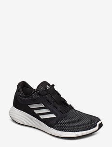 edge lux 3 w - running shoes - cblack/silvmt/ftwwht