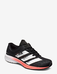 adizero RC 2 w - running shoes - cblack/ftwwht/cblack