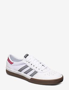 LUCAS PREMIERE - låga sneakers - ftwwht/grethr/gum5