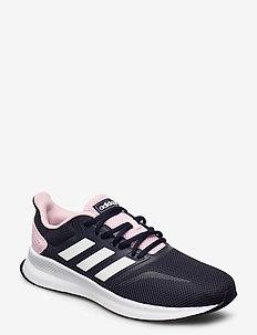 RUNFALCON - chaussures de course - legink/ftwwht/clpink