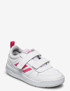 TENSAUR C - sneakers - ftwwht/reapnk/ftwwht
