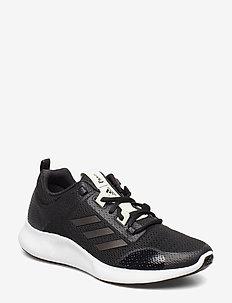edgebounce 1.5 parley w - training shoes - cblack/cblack/nondye
