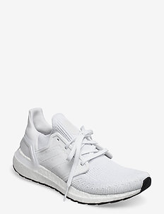 Ultraboost 20 W - running shoes - ftwwht/ftwwht/cblack