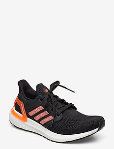 ULTRABOOST 20 W - running shoes - cblack/sigcor/ftwwht