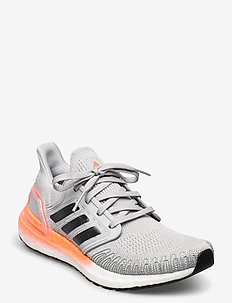 ULTRABOOST 20 W - running shoes - gretwo/ngtmet/sigcor