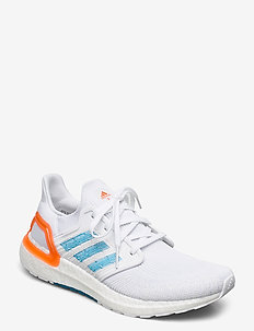 ULTRABOOST 20 Primeblue - buty do biegania - ftwwht/shablu/truora