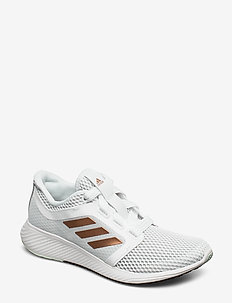 edge lux 3 w - running shoes - ftwwht/copmt/dshgrn