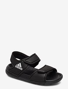 ALTASWIM I - sandals - cblack/ftwwht/cblack