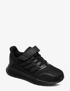 RUNFALCON I - lave sneakers - cblack/cblack/cblack