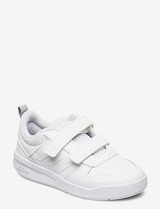 TENSAUR C - sneakers - ftwwht/ftwwht/gretwo