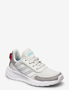 TENSAUR RUN K - sneakers - orbgry/ftwwht/dovgry