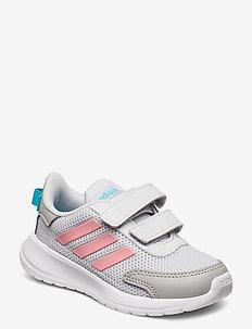 TENSAUR RUN I - sneakers - dshgry/glopnk/brcyan