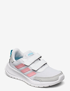 TENSAUR RUN C - sneakers - dshgry/glopnk/brcyan