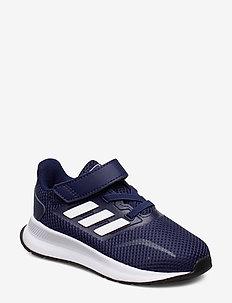 RUNFALCON I - sneakers - dkblue/ftwwht/cblack