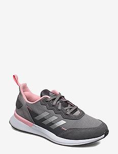 RapidaRun Elite J - sneakers - grethr/silvmt/glopnk