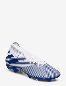 NEMEZIZ 19.3 FG - football shoes - ftwwht/royblu/royblu