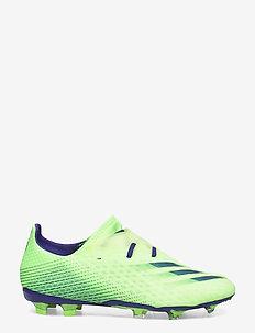 X GHOSTED.2 FG - football shoes - siggnr/eneink/sesosl