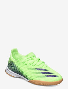 X GHOSTED.3 IN J - sport shoes - siggnr/eneink/ftwwht