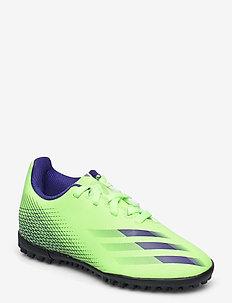 X GHOSTED.4 TF J - sport shoes - siggnr/eneink/siggnr