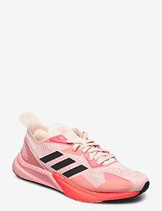 x9000L3 W - sneakersy niskie - glopnk/pnktin/cblack