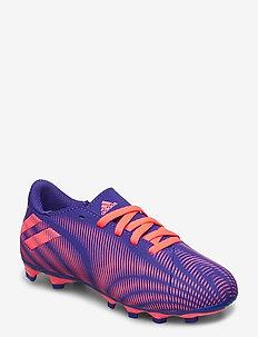 NEMEZIZ.4 FxG J - sport shoes - eneink/sigpnk/siggnr