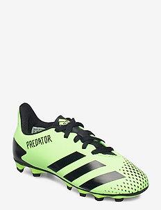 PREDATOR 20.4 FxG J - sport shoes - siggnr/cblack/siggnr