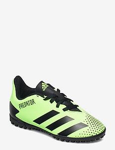 PREDATOR 20.4 TF J - sport shoes - siggnr/cblack/cblack