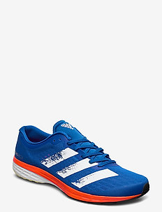 adizero RC 2 m - buty do biegania - globlu/cwhite/solred