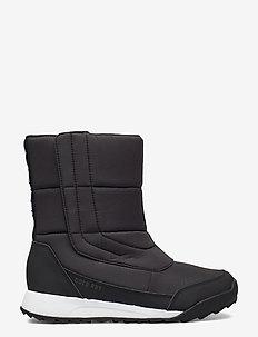Terrex Choleah COLD.RDY Boots W - niski obcas - cblack/ftwwht/grefou
