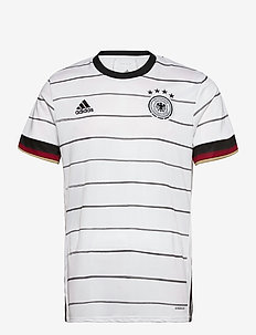 Germany 2020 Home Jersey - football shirts - white/black