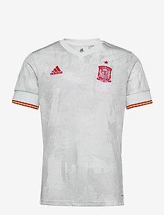 Spain Away Jersey - football shirts - white/ltonix