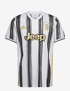 Juventus Men's Home Jersey - football shirts - white/black