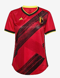 Belgium 2020 Home Jersey W - voetbalshirts - colred