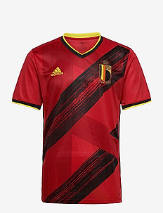 Belgium 2020 Home Jersey - football shirts - colred
