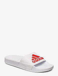 ADILETTE SHOWER - FTWWHT/ACTRED/FTWWHT