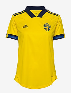 Sweden 20/21 Home Jersey W - football shirts - yellow/nindig