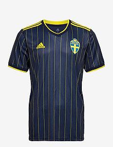 Sweden 20/21 Away Jersey - football shirts - nindig/yellow