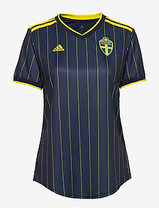 Sweden 20/21 Away Jersey W - voetbalshirts - nindig/yellow