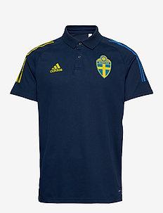 Sweden Polo Shirt - football shirts - nindig