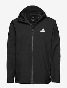 BSC 3S RAIN.RDY - jakker og regnjakker - black