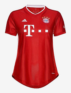 Bayern Munich Women's Home Jersey - football shirts - fcbtru