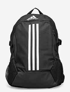 Power 5 Backpack - träningsväskor - black/white