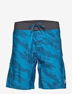 P.BLUE SH TECH - szorty kąpielowe - shablu