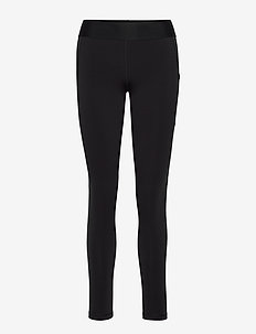 Alphaskin Long Tights W - running & training tights - black/white