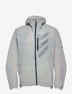 Terrex Agravic Rain Jacket - training jackets - nondye