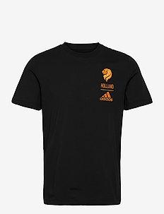 Holland T-Shirt - t-shirts - black