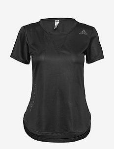 TRG TEE H.RDY - t-shirts - black